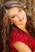 Ukrainian girl Svetlana,21 years old with  eyes and  hair.