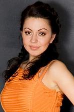 Ukrainian girl Lilya,33 years old with brown eyes and dark brown hair.