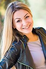 Ukrainian girl Elena,27 years old with hazel eyes and light brown hair.