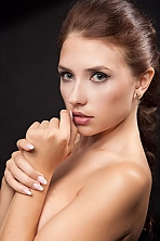 Ukrainian girl  Taisia,24 years old with  eyes and  hair.