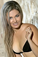 Ukrainian girl Zinaida,32 years old with brown eyes and blonde hair.