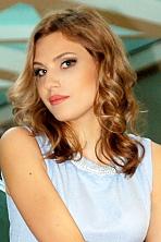Ukrainian girl Vladislava,28 years old with green eyes and light brown hair.