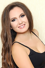 Ukrainian girl Ekaterina,24 years old with brown eyes and dark brown hair.