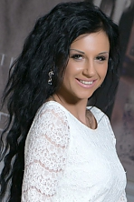Ukrainian girl Alena,28 years old with  eyes and  hair.