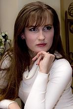 Ukrainian girl Yana,27 years old with green eyes and light brown hair.