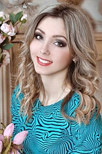 Ukrainian girl Anna,22 years old with  eyes and  hair.
