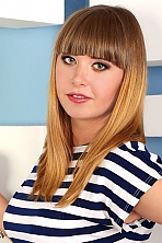 Ukrainian girl Alina,23 years old with green eyes and blonde hair.