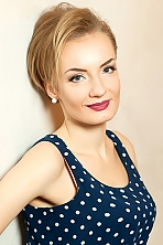 Ukrainian girl Ekaterina,27 years old with blue eyes and light brown hair.