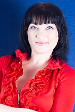 Ukrainian girl Natalia,40 years old with hazel eyes and light brown hair.