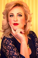 Ukrainian girl Olga,31 years old with green eyes and blonde hair.