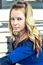 Russian girl Katharine,28 years old with green eyes and blonde hair.