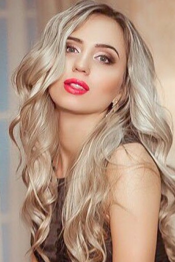 Ukrainian girl Sofia,23 years old with green eyes and blonde hair.