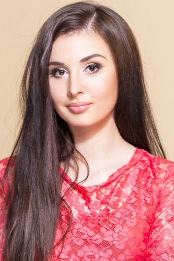 Ukrainian girl Vlada,24 years old with brown eyes and light brown hair.