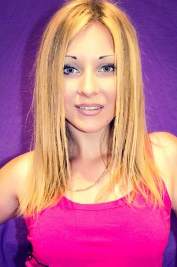 girl Tatiana, years old with  eyes and  hair.