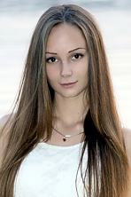 Ukrainian girl Olga,19 years old with hazel eyes and blonde hair.