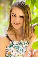 Ukrainian girl Irina,21 years old with green eyes and light brown hair.