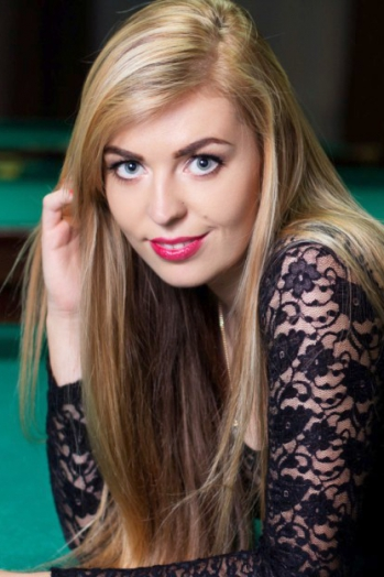 Ukrainian girl Tatiana,29 years old with  eyes and  hair.