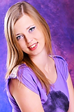 Russian girl Tatiana,26 years old with  eyes and  hair.