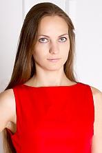 Ukrainian girl Veronika,26 years old with blue eyes and light brown hair.