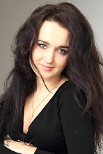 girl Viktoria, years old with  eyes and  hair.