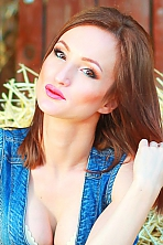Ukrainian girl Marina,32 years old with brown eyes and light brown hair.
