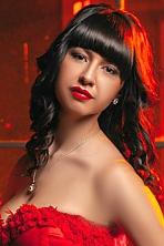 Ukrainian girl Ludmila,24 years old with brown eyes and dark brown hair.