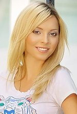 Ukrainian girl Alexandra,28 years old with blue eyes and blonde hair.