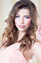 Ukrainian girl Ekaterina,25 years old with green eyes and light brown hair.