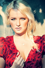 Ukrainian girl Kseniya,36 years old with  eyes and  hair.
