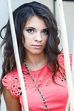 Ukrainian girl Julia,21 years old with brown eyes and dark brown hair.