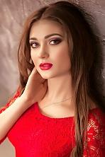 Ukrainian girl Katia,19 years old with  eyes and  hair.