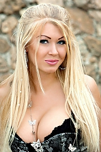 Ukrainian girl Elina,25 years old with  eyes and  hair.