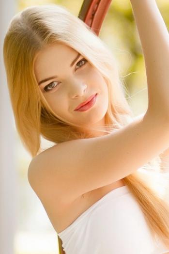 girl Mariya, years old with  eyes and  hair.