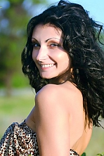 Russian girl Natalia,27 years old with brown eyes and black hair.