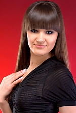 Ukrainian girl Ivanna,30 years old with hazel eyes and dark brown hair.