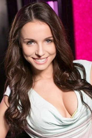 Ukrainian girl Ekaterina,25 years old with  eyes and  hair.