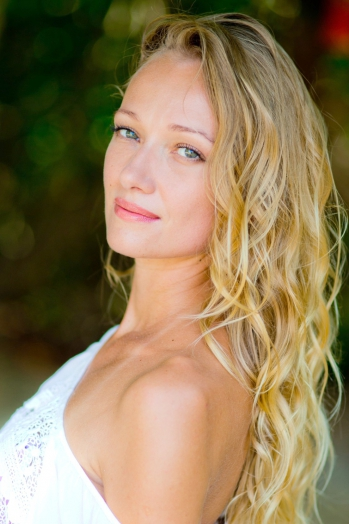 Ukrainian girl Olha,31 years old with green eyes and blonde hair.