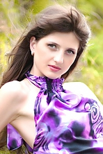 girl Olya, years old with  eyes and  hair.