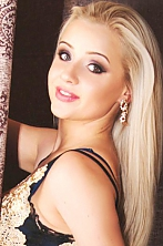 Ukrainian girl Elena,23 years old with  eyes and  hair.