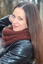 Ukrainian girl Ekaterina,23 years old with  eyes and  hair.