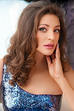 Ukrainian girl Victoria,34 years old with grey eyes and light brown hair.