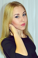 Ukrainian girl Alyona,19 years old with blue eyes and blonde hair.