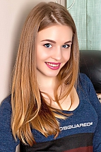 Ukrainian girl Irina,18 years old with  eyes and  hair.