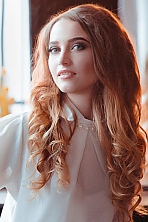 Ukrainian girl Elena,24 years old with  eyes and  hair.