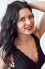 Ukrainian girl Svetlana,27 years old with brown eyes and black hair.