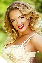 Ukrainian girl Olga,30 years old with  eyes and  hair.