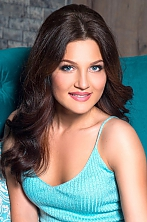 Ukrainian girl Kristina,26 years old with blue eyes and light brown hair.