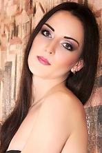 Ukrainian girl Inna,26 years old with brown eyes and dark brown hair.
