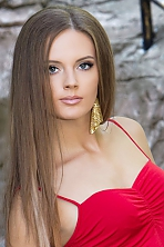 Ukrainian girl Ruslana,22 years old with  eyes and  hair.