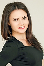 Ukrainian girl Natalia,24 years old with brown eyes and dark brown hair.